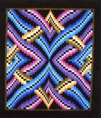 Follow link to several bargello quilt patterns. | Quilting ... & bargello in Quilt Pattern Crafts Adamdwight.com