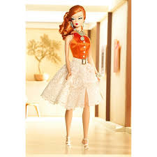 So at bf&m, it is. Hollywood Hostess Barbie Doll Bfmc Susans Shop Of Dolls
