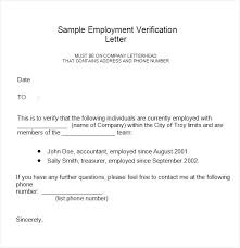 9 Certify Letter Of Employment Proposal Agenda