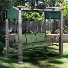 porch swing canopy replacement parts outdoor patio pergola