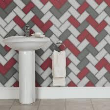 faux kitchen tile wallpaper. holden chevron tile pattern wallpaper stripe glitter faux effect kitchen bathroom 89303 a