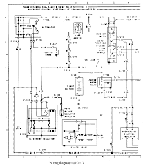 fuel injection technical library acirc early bronco wiring diagrams 1975 77 bronco pg1
