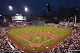 Pirates Baseball Stadium Seating Chart