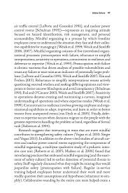 safety culture strengthening the safety culture of the page 47