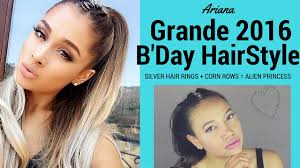 ariana grande hair tutorial with hair rings 6 36 mb