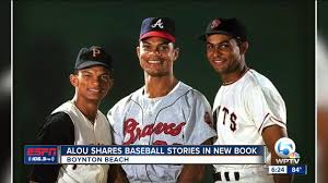 Baseball legend Felipe Alou, longtime Palm Beach County resident, writes  new book - YouTube