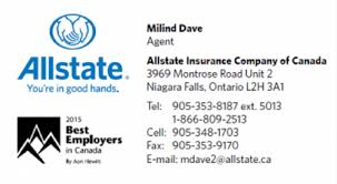 allstate insurance company of canada opening hours 2 3969 montrose rd niagara falls on