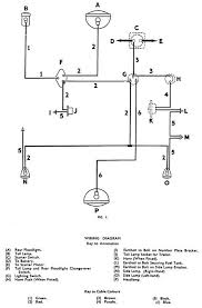 ferguson to 20 wiring diagram ferguson image ferguson lucas lighting information on ferguson to 20 wiring diagram