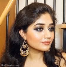 arabic inspired makeup using sleek arabian nights palette