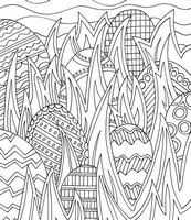 Small Picture Adult Coloring Pages Easter