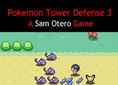 pokemon tower defense spielen