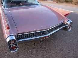1960 Cadillac Series 6400 Eldorado Seville | NotoriousLuxury