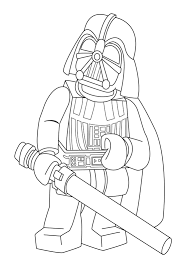 Lego Star Wars Coloring Pages Coloring Pages For Boys 10 Free