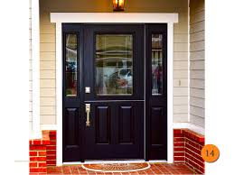 single 36x80 dutch door with 2 side lights plastpro drs41 fiberglass smooth skin painted