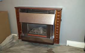 existing gas fire