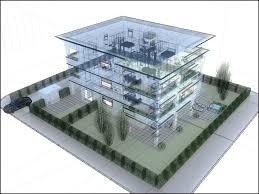 d architecture pro 3d