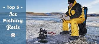 5 best ice fishing reels 2019