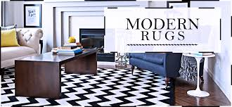 modern rugs for cohesive interior design