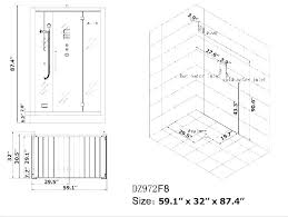 stan shower stall size shower dimensions small sizes astounding walk in size base stan shower stan