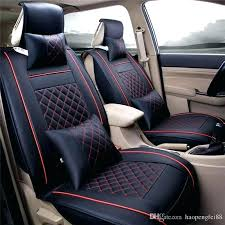 cushioned car seat cover auto cushion set leather heated covers halfords with pillows for models