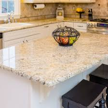 giallo ornamental granite countertop