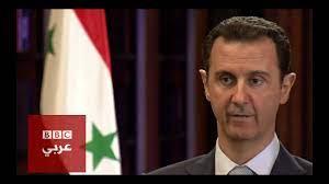 مقابلة حصرية مع الرئيس السوري بشار الأسد - YouTube