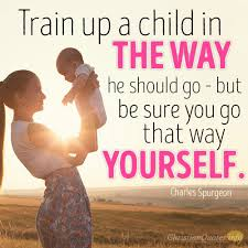 Christian Quotes About Children Best Of 24 Results Of Training Up Children ChristianQuotes
