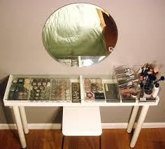 Lighted Bedroom Vanity Bedroom Interesting Diy Makeup Vanity Ideas Extraordinary Diy