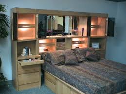 Small Picture Bedroom Creative Bedroom Wall Units Wooden Design With Cabinets