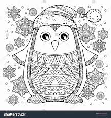 Penguin Coloring Sheets Page Free Printable Rhsaysomethingnewsclub