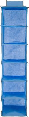 "<b>Кофр подвесной Handy Home</b> ""Мишка"", 6 секций, цвет: голубой ..."