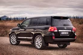 Toyota Land Cruiser : 2013 | Cartype