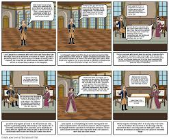 Juliet Little Light Capulets Household Romeo Juliet Storyboard