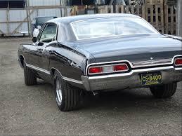 Chevrolet Impala 1967 4 Door - image #183