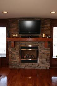 Extraordinary Ideas For Your Corner Stone Fireplace Designs : Fascinating  Ideas Of Corner Stone Fireplace Designs
