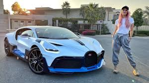 This bugatti divo is out here ready to murder any and all roads. Supercar Blondie Reveals What Is It Like To Drive The 8 Million Bugatti Divo In Her Latest Youtube Video Luxurylaunches