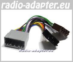 jeep cherokee 2002 onwards car radio wire harness, wiring iso lead