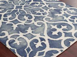 blue and white area rug new popular bedroom the most elegant blue and white area rug