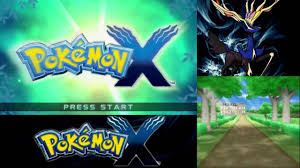 Pokemon X - Opening - YouTube
