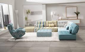 Modular Living Room Furniture Uk Arianne Modern Modular Sectional Sofa Fama Sofas