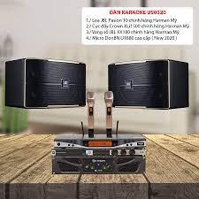Dàn Karaoke Mỹ US0320 chính hãng