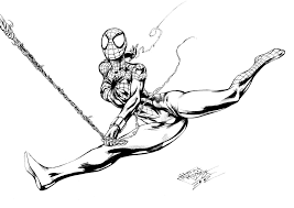 Small Picture Spider Woman Coloring Pages Woman Pinterest Coloring Spider