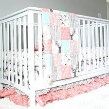woodland baby bedding woodland crib