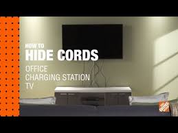 how to hide wires hide tv cables