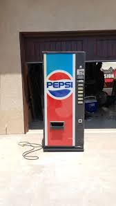 How To Open Pepsi Vending Machine Mesmerizing Pepsi Soda Vending Machine For Sale In Bakersfield CA OfferUp