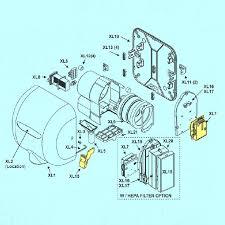 xlerator® hand dryer control assembly sensor for ehnanced xlerator® hand dryers w motor speed heat controls