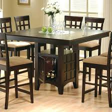 high kitchen table alluring tall table chairs on high top kitchen glass round and high kitchen