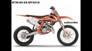 2018 ktm 85 price. beautiful 2018 2018 new ktm 85sx 125sx 250sxf u0026 450sxf photos for ktm 85 price