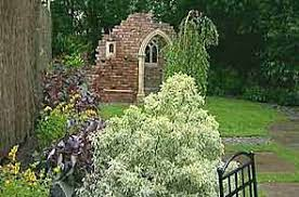 Small Picture BBC Homes Design inspiration Gothic Folly Garden
