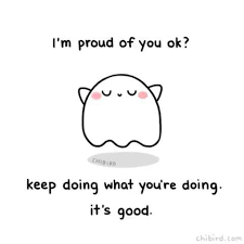 Image result for i'm proud of you